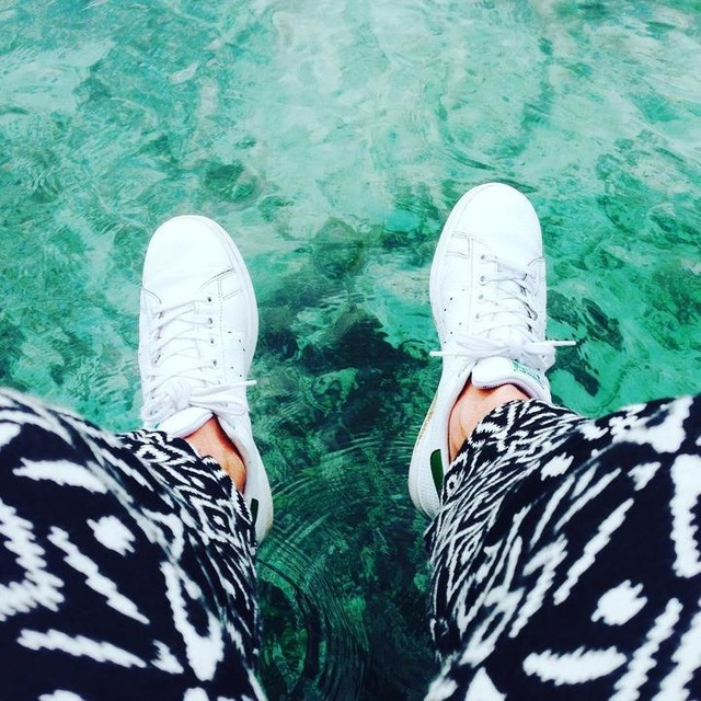 #martinique #vacation #stansmith