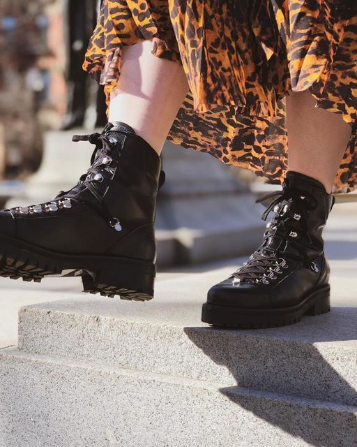 em.weinreb - Franka Leather Boots