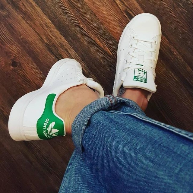 #welcometothefamily #adidas #stansmith #green #newlove #sneakers #streetstyle