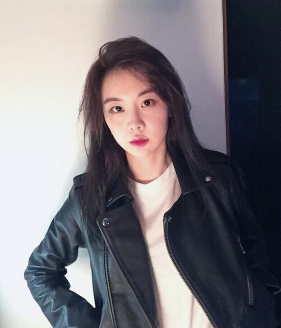@yosekyung - Balfern Leder Bikerjacke