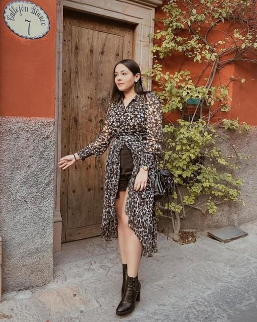 robbygonzalezg - Keri Leopard Shirt