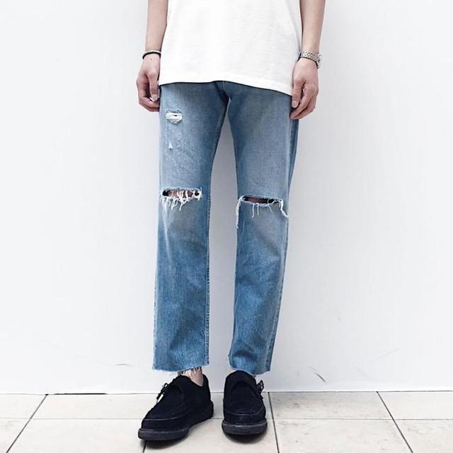 小川貴凡 - Jeans Danvers Sid