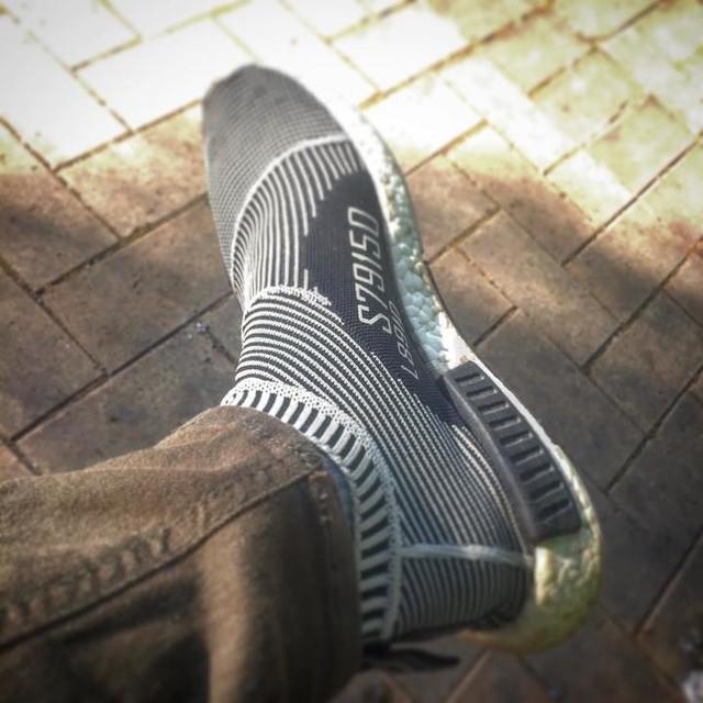 슬슬 한번 빨아야겠다 #citysock #nmd #adidas #s79150 #shoes