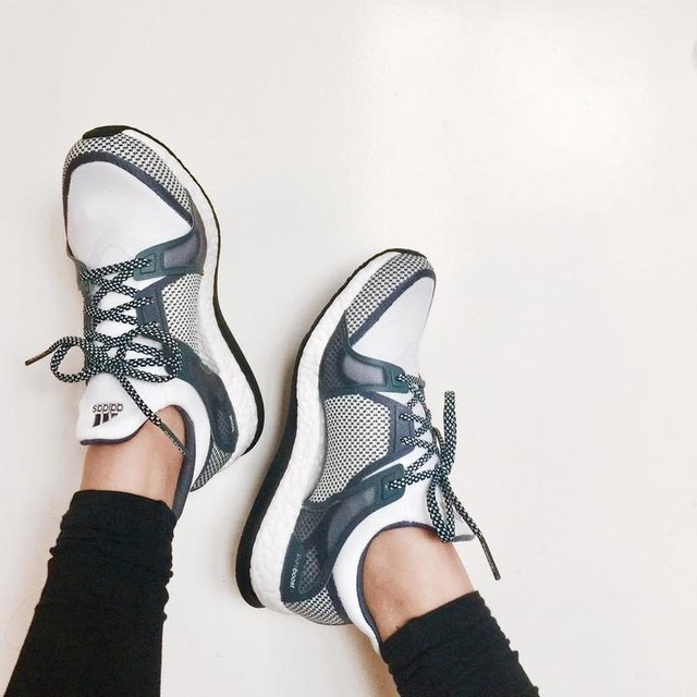 Like #running on clouds 🏃🏃🏃☁️☁️☁️ #adidas #pureboost #trainers @stylerunner