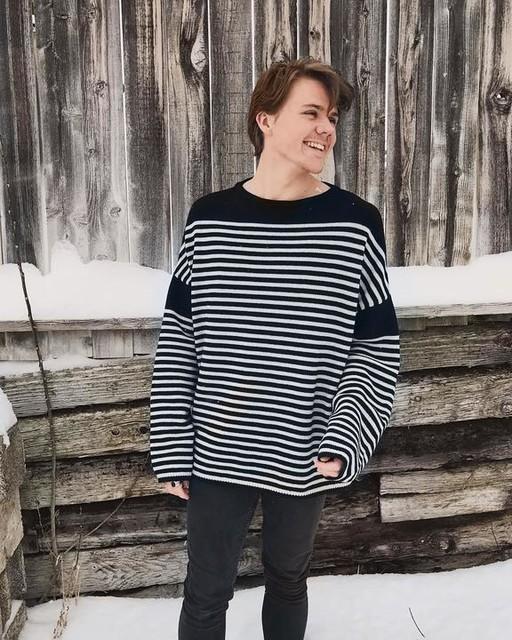 Myles Woolstenhulme - Alzette Crew Sweater