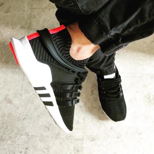 Got my #adidas #eqt #sneakers 👍😎