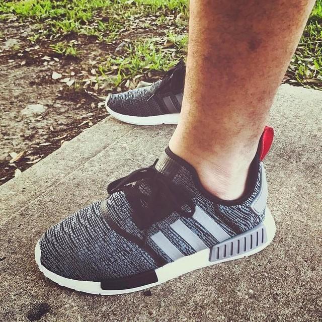 Keep your feet fresh, and your life fresher! 😎 __________________________ #adidas #adidasnmd #freshkicks #freshsneaks #nmd #adidasUSA #adidaslife #boost #boostlife #kotd #kicks #kicksonfire #kicksoftheday #sneakers #sneakerhead #sneakersaddict #threestripeslife