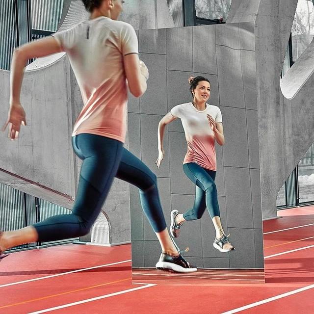 GREATER every step...GREATER every run with #ultraboostx 💥💪🏻👊 #podkręcamytempo #wiosnaczeka #trening #parishalfmaraton #runninggirl #potemgóry @adidas_pl @adidasrunning