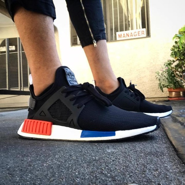 Took an L on yeezy, just settled for these. #3stripesstyle #adidas #nmdxr1 #kicksoftheday #kicksonfile #kickstagram #kicksonfile