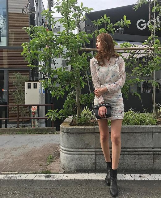 asj_angie - Flint Juni Kleid
