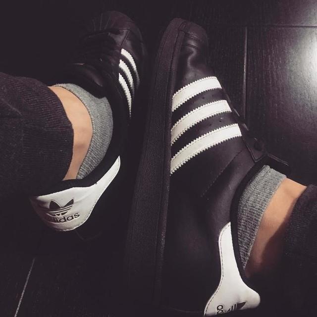 #Adidas #superstar #3stripesstyle