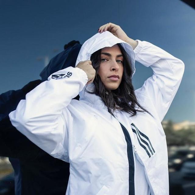 Πάντα έτοιμη με το νέο adidas W.N.D. jacket #adidasgr #adidasWND #createdwithadidas