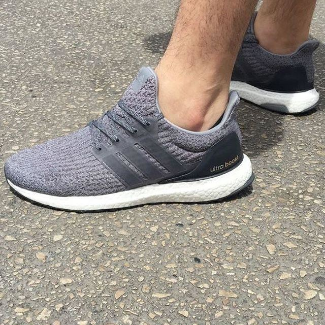 "Ultra Boost 3.0 ""Mystery Grey""  להשיג בפרפקט מותגים!  #adidas #adidasboost #boost #ultraboost #ultraboost3.0 #3stripesstyle #boostlife #mysterygrey #fashion #lifestyle #sneakers #sneakerheads #sneakerheadsisrael #shoes #shoestagram #kicks #kickstagram #kicksonfire #fashion #lifestyle #pmutagim #sisadidasisrael"