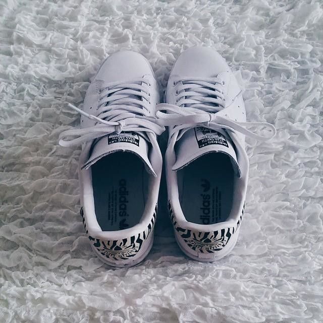 So we finally meet. #stansmith