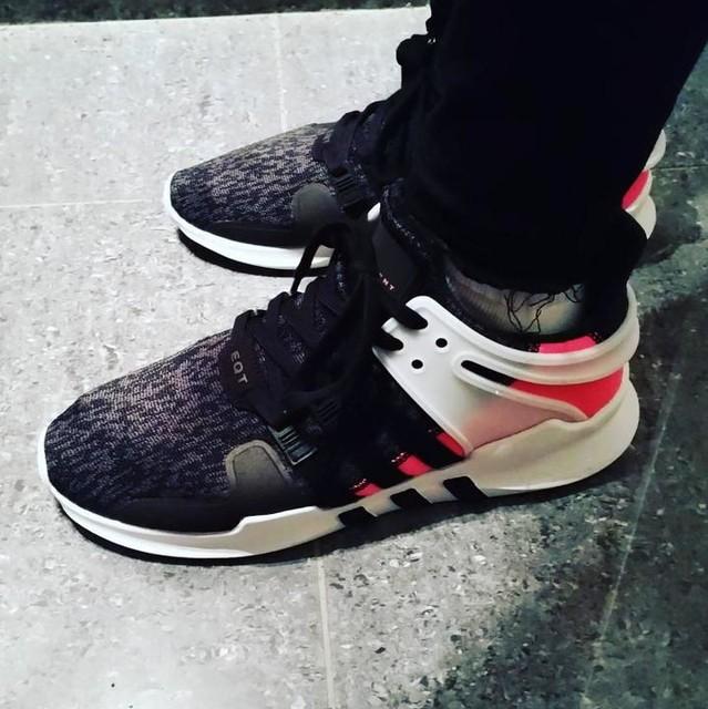 一目惚れ♡  #adidas #アディダス #adidasoriginals #アディダスオリジナルス #new #equipment #eqt #eqtsupport #eqtsupportadv #1月26日 #世界一斉発売 #sneaker #スニーカー #sneakers