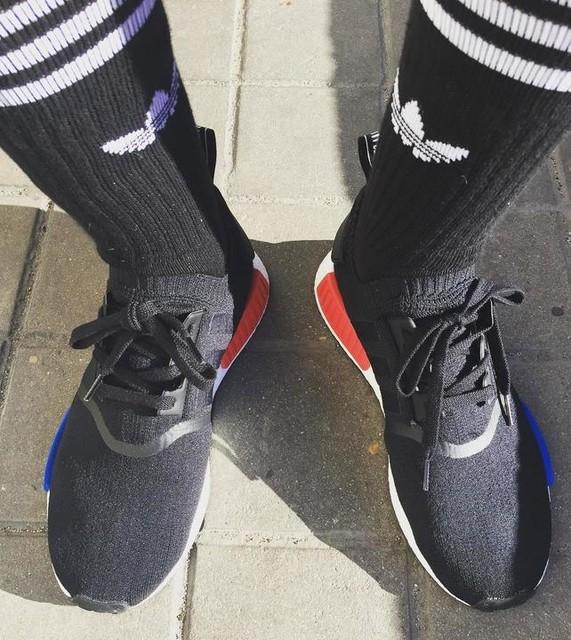 OG CREW. . . @adidasoriginals  #nmd   #boost   #adidas   #3stripesstyle