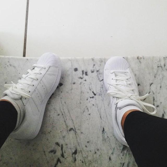 #oupsi#basket#sneaker#adidas#white#promisjarrete#superstar#blanche#passion