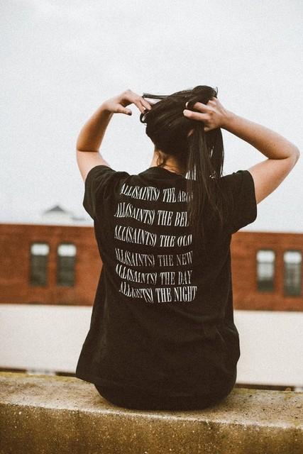 Sarah DiModugno - Brackets Crew T-Shirt