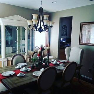 Living Spaces Dining Room Sets : Kelli Arena