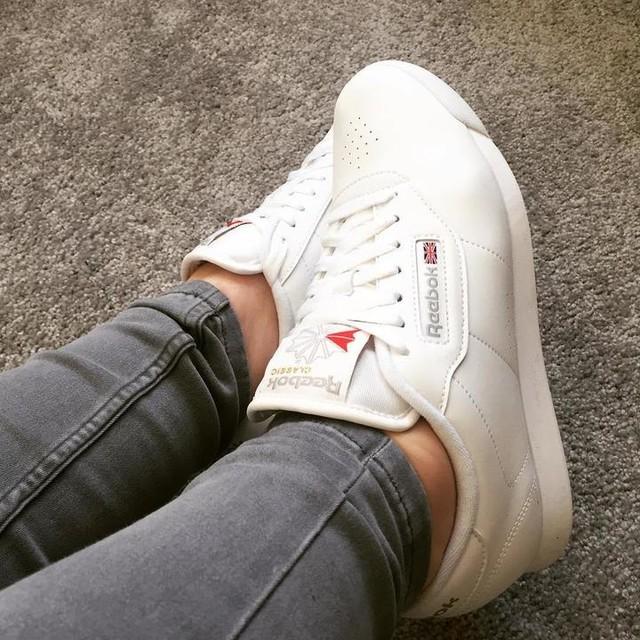 Ordenado Inolvidable cavidad  Reebok Princess Women's Shoes - White | Reebok US