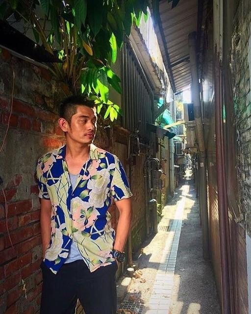 Taud Chiang - Camisa Fuyugi