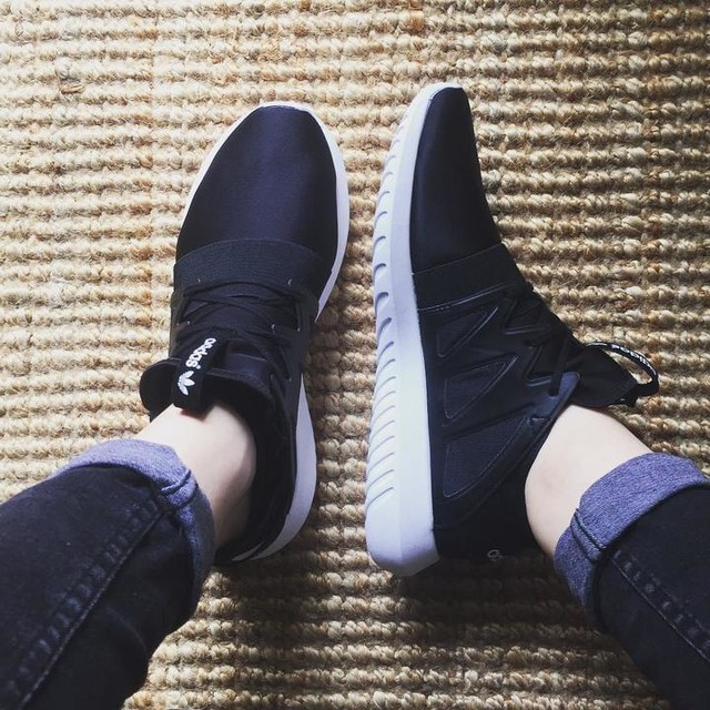 Adidas Tubular Viral Black Womens