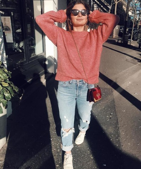 travelwithkhloe - Gemini Sweater
