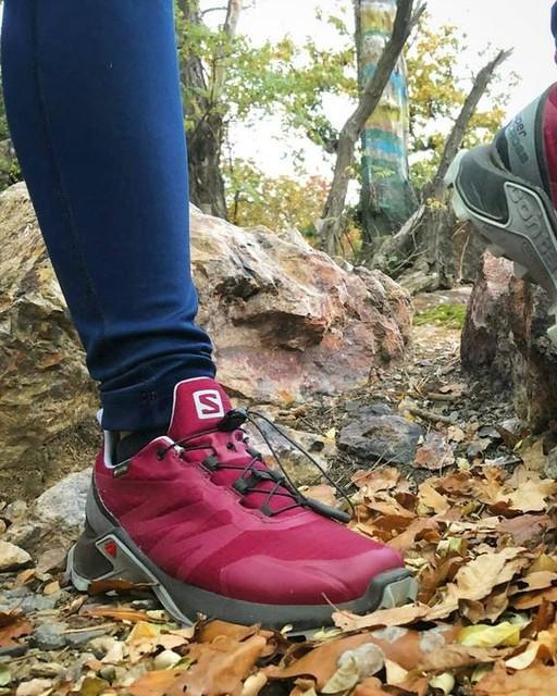 SUPERCROSS GTX W - Trail Running - Chaussures - Offre De Fin De Saison -  Promotions