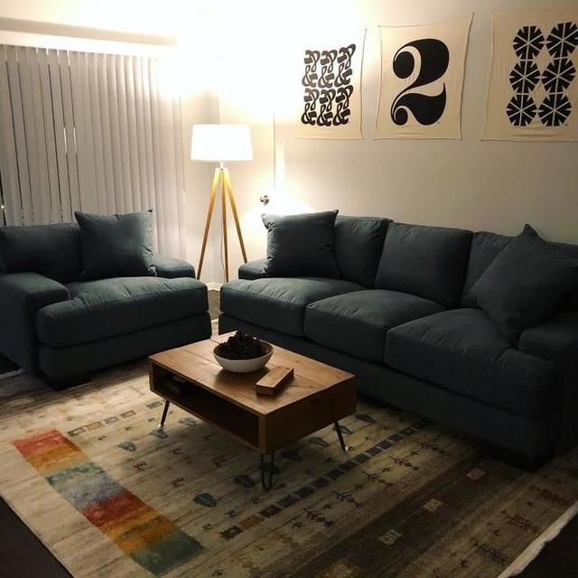 Brilliant Aidan Iii Sofa Living Spaces Machost Co Dining Chair Design Ideas Machostcouk