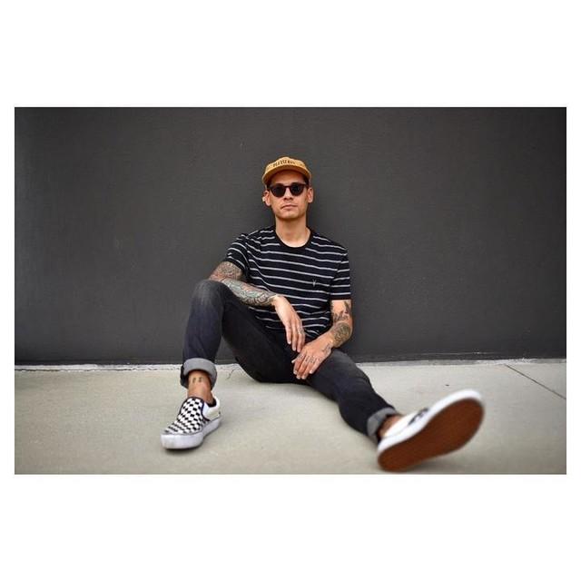 ALLSAINTS ?| Photographer ? - Camiseta Tonic Dean