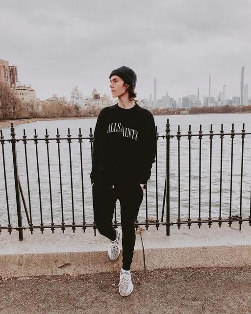 maxwell.renner - Dropout Crew Sweatshirt