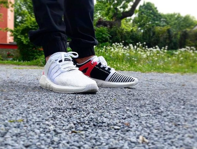 Adidas EQT Support 93/17! 👟  #teameqt #eqtonly #eqtgame #adidasoriginals #adidas #teamtrefoil #sneakersaddict #getstriped #3stripesstyle #igsneakercommunity #kickstagram #instakicks #sneakerholicswomft #womft #womftig #complexKicks #everysize #boostvibes #sneakerfreaker #schuhspanner #nicekicks #walklikeus #onlyforsneakerhead #praisemag #epsilonmagazine #adidasboost #boostvibes #kicksonfire #onlyforsneakerhead #therealblacklist #sneakerfreaker #boostvibes