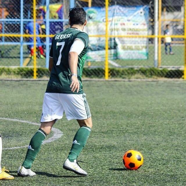 ⚽️😍👌🏼 #FcMilan #7 #soccer #futbol #sundayfutbol #fut7 #Mexico #Adidas #lovefutbol #yoamoelfutbol #mypassion #team #champions #nemeziz #nuevapiel #soccerteam #domingodefut