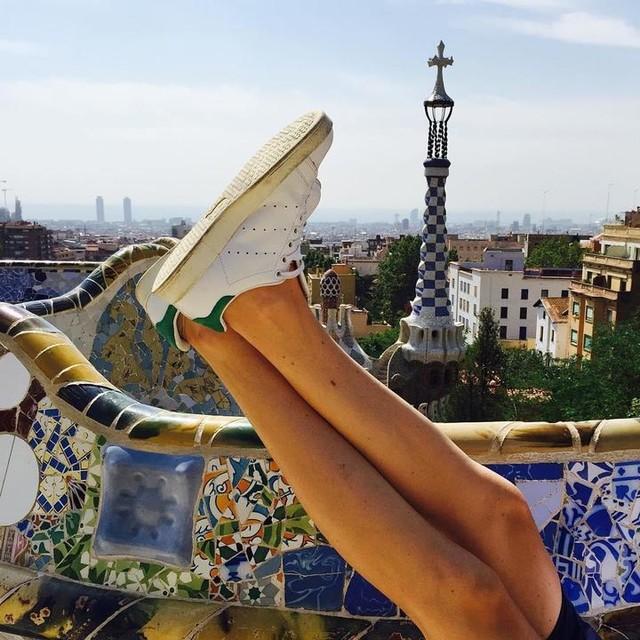 #greatview #stansmith #barcelona #enjoy
