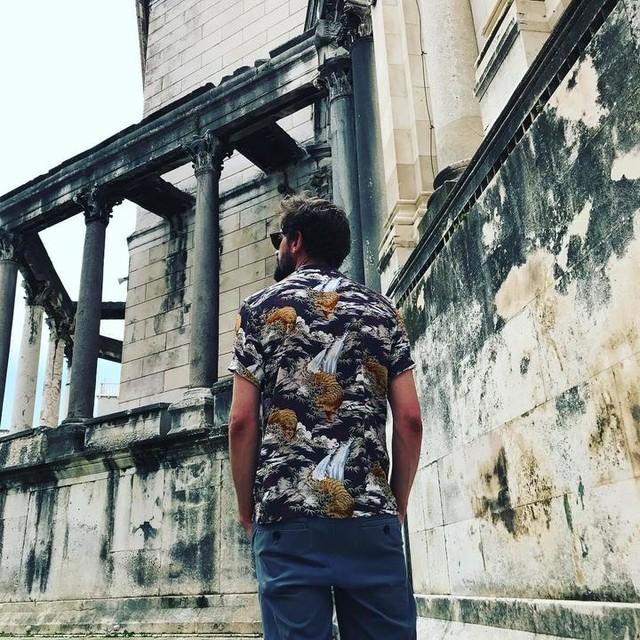ryangillett - Camisa Sumatra