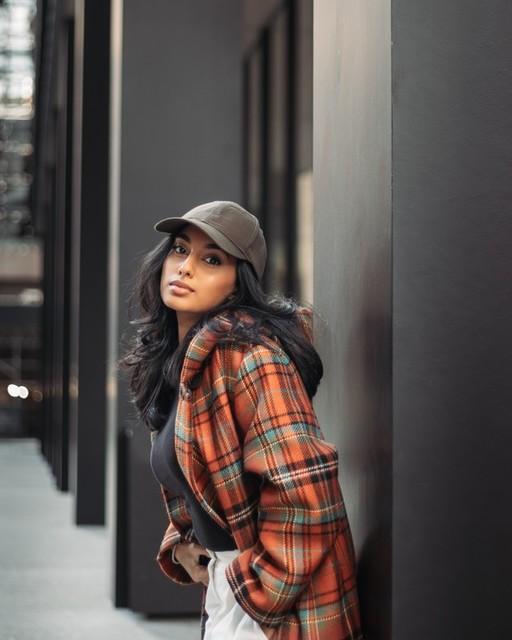 @jlinav - Ebony Wool Coat