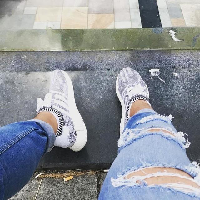 That boy be crazy #kicksoftheday #sneaker #adidas #nmd #adidasnmd #shoegamesick #swaggaveli