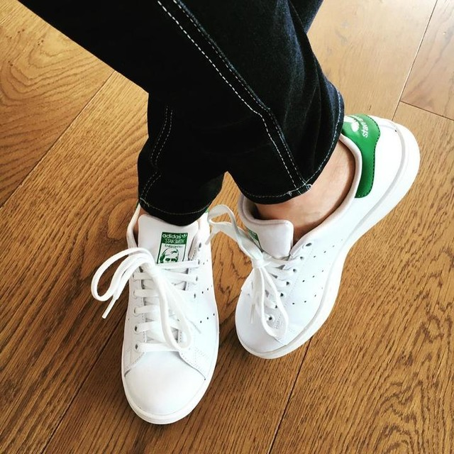 ❤️ my Stans #stansmith #adidas #3stripesstyle #like4like #picoftheday #sneakers #minimalism #likeforfollow