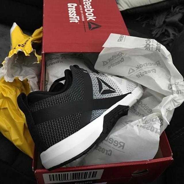 That new shoe feeling 👌🏻#happy #reebok
