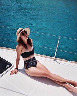 meganellaby - Braguita de bikini Lazo High