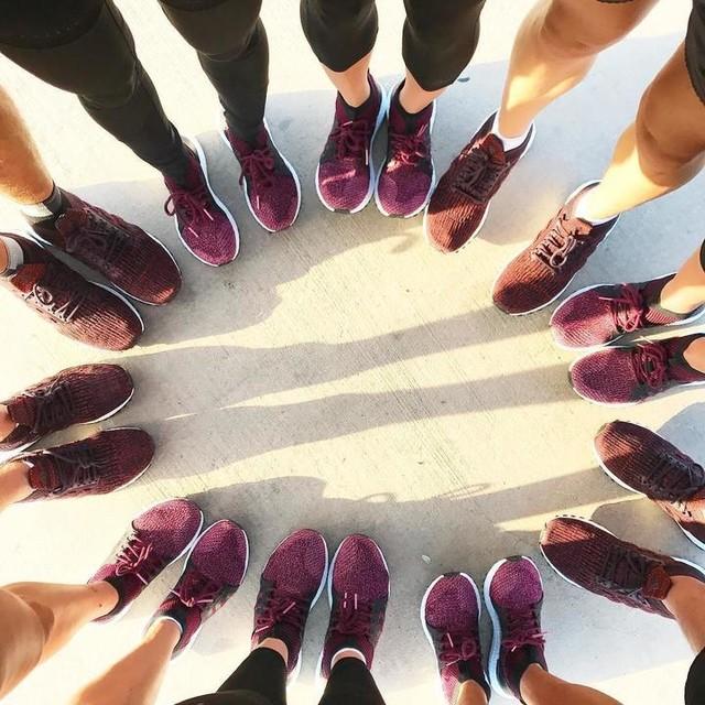 We know what's best for us.  ADIDAS FAMILY💛 @adidasisrael @adidasrunning #adidasultraboost #ultraboostallterrain #running #run
