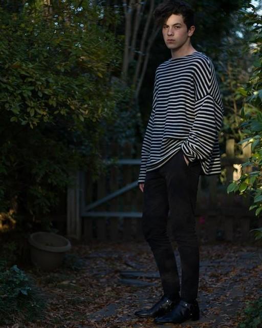 Certain Shaped Fabrics - Marcel Crew Sweater