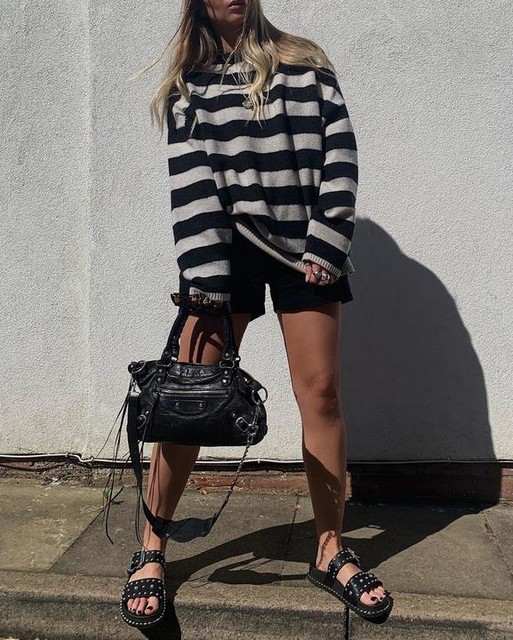 broganmarshall - Hayle Crew Sweater