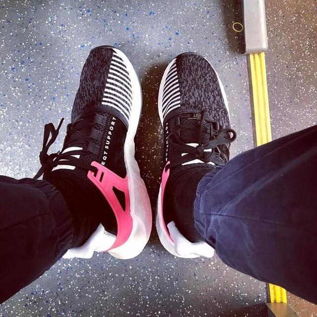 Saturday vibes. 😉  #photooftheday #pictureoftheday #photography #pictures #sneakers #sneakerhead #sneakerlove #hypebeast #hype #fire #adidas #adidasoriginals #adidaseqt #eqt #eqt9317 #equipment #sneakergame #shoes #shoegame #walkabout #ootd #justchillin #hustle #copenhagen #denmark