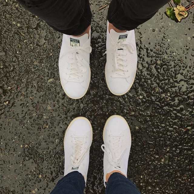#adidas #stansmith #walkingaround #lovelyshoes #holiday #tokyo #japan #rainyday #happiness