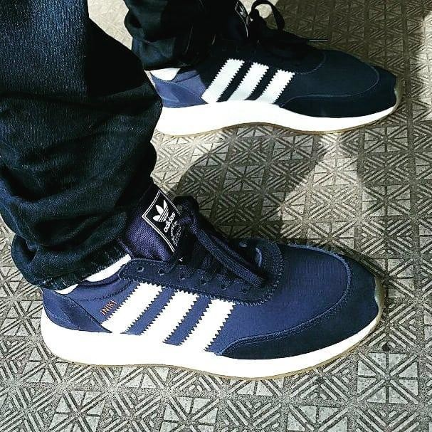 My #japan #kicks. #adidas  #iniki it's like #walking on a cloud