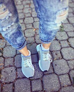 e03cb12b1 adidas Deerupt Runner Parley Shoes