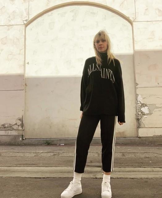 pricillapaiva - Split Saints Sweater