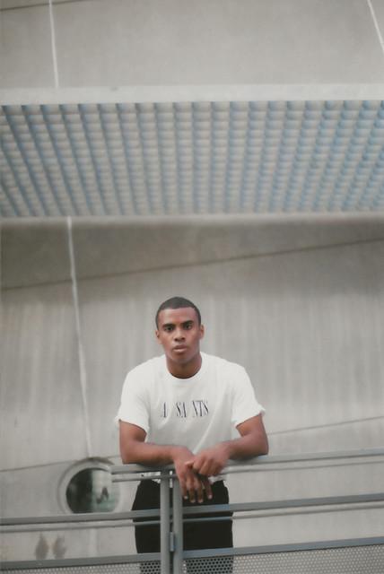 Jahmarr.Reid - T-Shirt Dash