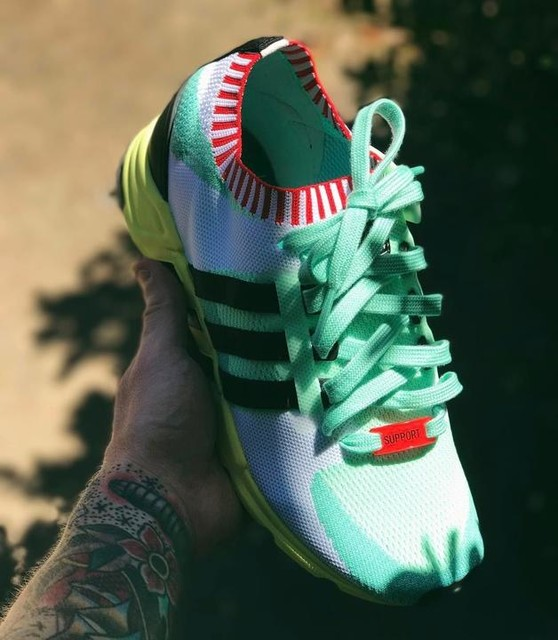 Summer time🍭 • • • • • • #vsco #vscocam #adidas #adidaseqt #3stripesstyle #yesadidas #eqtgame #eqtonly #eqtprimeknit #igsneakercommunity #hypekicks #complexsneakers #sneakerhand #sneakersaddict #teamcozy #eqtsupport #eqtsupportrf